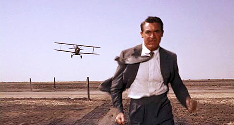 Sjever-sjeverozapad (North by Northwest), red. Alfred Hitchcock