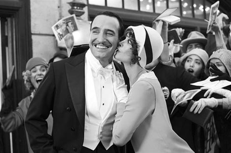 Umjetnik (The Artist), red. Michel Hazanavicius