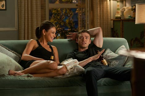 Veza bez obaveza (Friends with Benefits), red. Will Gluck