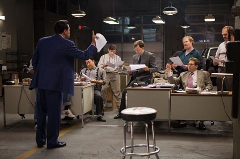 Vuk s Wall Streeta (The Wolf of Wall Street), red. Martin Scorsese