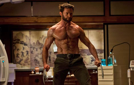 Wolverine (The Wolverine), red. James Mangold