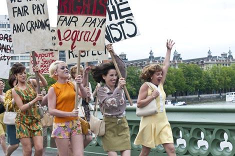 Ženska prava hoću! (Made in Dagenham), red. Nigel Cole