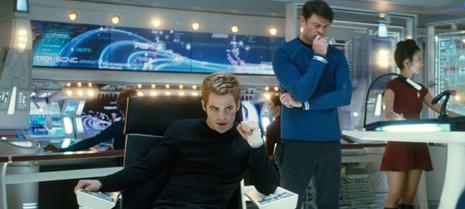 Zvjezdane staze (Star Trek), red. J. J. Abrams